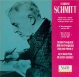 SCHMITT - Pasquier - Sonate libre pour violon et piano op.68