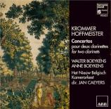 KROMMER - Boeykens - Concerto pour deux clarinettes en mi bémol majeur o