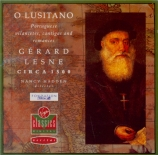 O Lusitano : Portuguese vilancetes, cantigas y romances