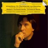 WEBERN - Abbado - Passacaille pour orchestre op.1