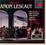PUCCINI - Maazel - Manon Lescaut