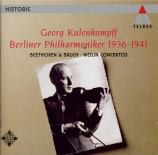BRUCH - Kulenkampff - Concerto pour violon n°1 op.26