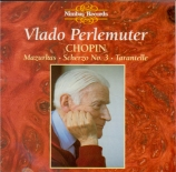 CHOPIN - Perlemuter - Scherzo pour piano n°3 en do dièse mineur op.39