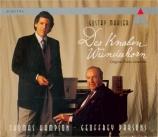 Des Knaben Wunderhorn : Original Piano versions