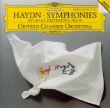 HAYDN - Orpheus Chamber - Symphonie n°60 en ré majeur Hob.I:60 'Il distr