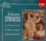 STRAUSS - Pourcel - Die Fledermaus (La chauve-souris) RV.503 : extraits en français
