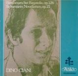 SCHUMANN - Ciani - Noveletten (Huit novelettes), pour piano op.21