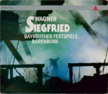 WAGNER - Barenboim - Siegfried WWV.86c