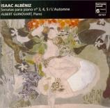 ALBENIZ - Guinovart - Sonate pour piano n°3 op.68