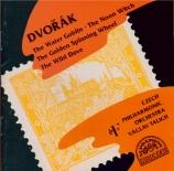 DVORAK - Talich - L'ondin (Vodník), poème symphonique pour orchestre op