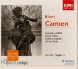 BIZET - Cluytens - Carmen, opéra comique WD.31
