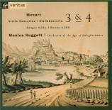 MOZART - Huggett - Concerto pour violon n°3 K.216