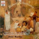 SCHUMANN - Martin - Album für die Jugend (Album pour la jeunesse), quara