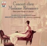 Concert chez Madame Récamier