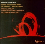 SIMPSON - Lowbury Piano T - Trio