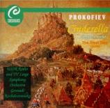 PROKOFIEV - Rozhdestvensky - Cendrillon, ballet en 3 actes, pour orchest