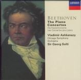 BEETHOVEN - Ashkenazy - Concerto pour piano n°1 en ut majeur op.15