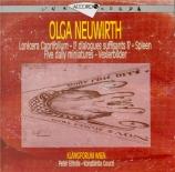 NEUWIRTH - Klangforum Wien - Lonicera caprifolium