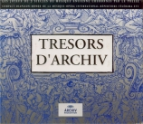 Trésors d'Archiv - Les joyaux de 3 siècles de musice ancienne couronnées par la presse