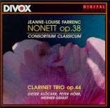 FARRENC - Consortium Clas - Nonette pour cordes et vents op.38