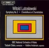LUTOSLAWSKI - Otaka - Symphonie n°3