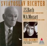 BACH - Richter - Concerto pour clavecin et cordes n°3 en ré majeur BWV.1