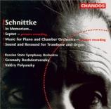 SCHNITTKE - Rozhdestvensky - In memoriam