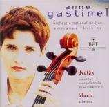 DVORAK - Gastinel - Concerto pour violoncelle et orchestre en si mineur