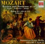 MOZART - Koch - Bastien und Bastienne (Bastien et Bastienne), singspiel