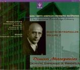 Dimitri Mitropoulos Vol.2