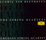 BEETHOVEN - Emerson String - Quatuor à cordes n°1 op.18-1