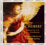 SCHUBERT - Spering - Symphonie n°5 en si bémol majeur D.485