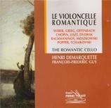 Le violoncelle romantique