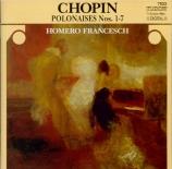 CHOPIN - Francesch - Deux polonaises pour piano op.26