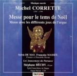 CORRETTE - Béchy - Messe pour le tems de Noël