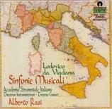 Sinfonie musicali a otto voci
