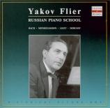 BUSONI - Flier - Chaconne d'après la Partita n°2 de Bach BWV.1004