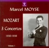Marcel Moyse Vol.1