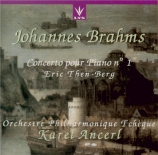 BRAHMS - Then-Berg - Concerto pour piano et orchestre n°1 en ré mineur o