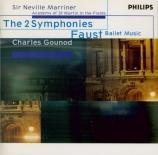 GOUNOD - Marriner - Symphonie n°2