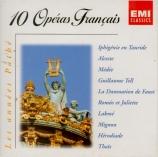 10 opéras français