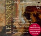 BEETHOVEN - Soustrot - Léonore (1805), opéra op.72a H.109 Version 1806 en 1ère mondiale