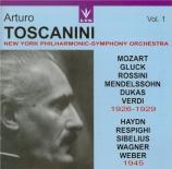 Toscanini et le NYPO Vol.1