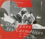 POULENC - Marty - Dialogues des carmélites, drame lyrique pour solistes