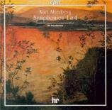 ATTERBERG - Rasilainen - Symphonie n°1 op.3