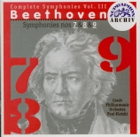 BEETHOVEN - Kletzki - Symphonie n°7 op.92
