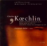 KOECHLIN - Keller - L'ancienne maison de campagne op.124