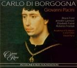 PACINI - Parry - Carlo di Borgogna