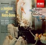 MASSENET - Boutry - Le jongleur de Notre-Dame, miracle