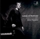 BEETHOVEN - Tiberghien - Variations héroïques, quinze variations pour pi